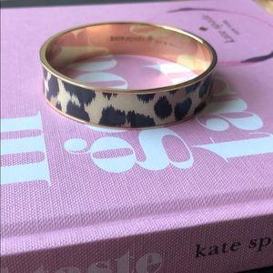 Kate Spade Leopard Bangle